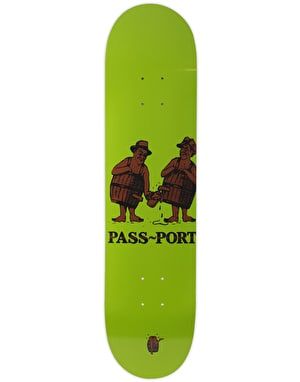 Pass Port Barrels - Tap Me Team Deck - 8