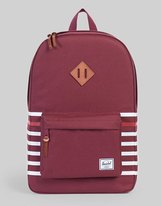 Herschel Supply Co. Offset Collection Heritage Backpack - Windsor Wine