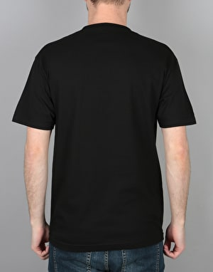 The Quiet Life House Of Quiet T-Shirt - Black