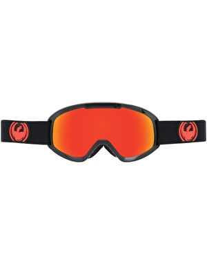 Dragon DX2 2017 Snowboard Goggles - Jet/Red Ion