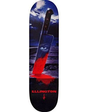 Deathwish Ellington Killers Pro Deck - 8.38