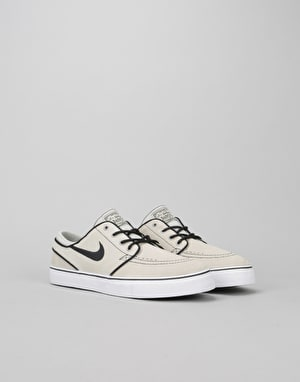 Nike SB Stefan Janoski Boys Skate Shoes - Pale Grey/Black/White