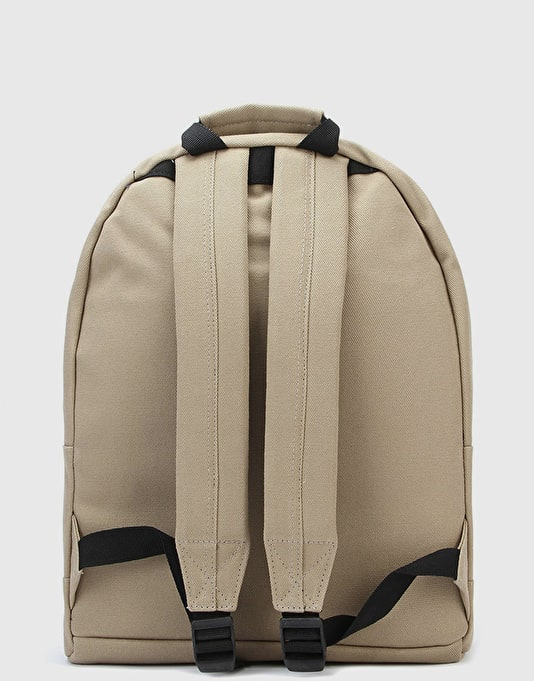 Mi-Pac Canvas Tonal Backpack - Khaki/Sand