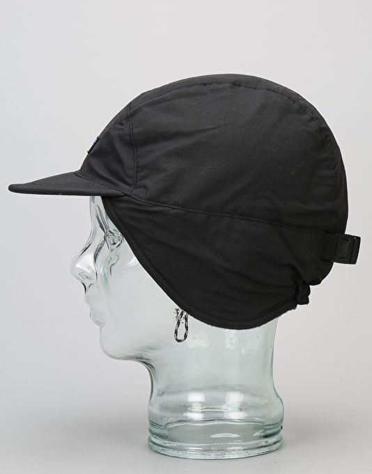 Patagonia Shellled Synchilla Duckbill Cap - Black