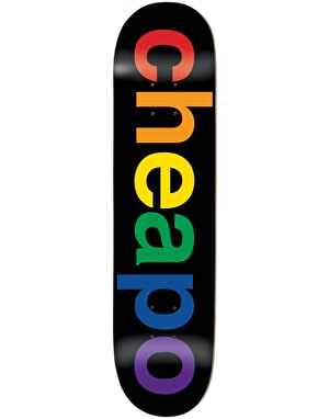 Enjoi Cheapo Team Deck - 8.375