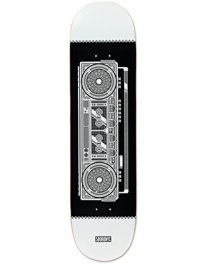 5boro x Dan Funderburgh Art Series Boombox Team Deck - 8