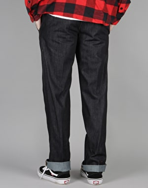 Dickies Denim Work Pants - Rinsed