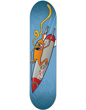Toy Machine Lutheran Bomber Pro Deck - 8.25