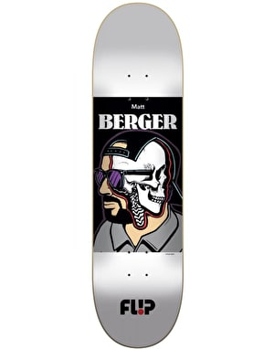 Flip Berger Every Which Way Pro Deck - 8.04