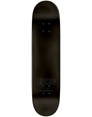 Zero Burman Embossed Signature Bold Pro Deck - 8.25
