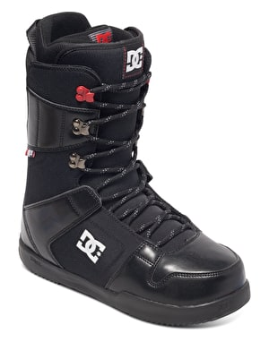 DC Phase 2017 Snowboard Boots - Black/Red