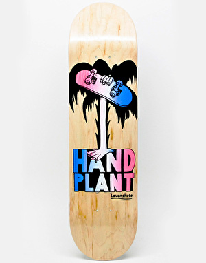 Lovenskate Hand Plant Team Deck - 8.25
