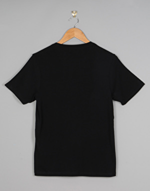 Element Flag Boys T-Shirt - Flint Black