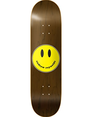 Baker Reynolds Smiley Pro Deck - 8.125