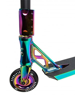 Sacrifice AK-115 Scooter - Neo Chrome