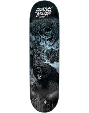Creature Russell Back to the Badlands Pro Deck - 8.5
