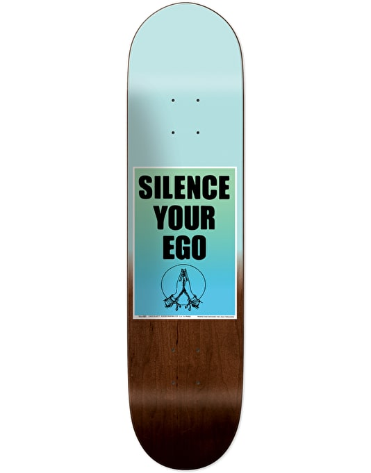 Chocolate Anderson Sign of the Times Skateboard Deck - 8.125""
