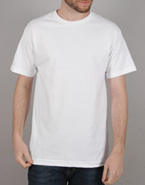 Quasi Carl Pocket T-Shirt - White