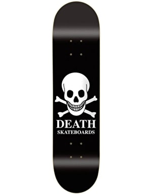 Death OG Skull Skateboard Deck - 9
