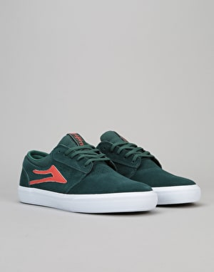 Lakai Griffin Skate Shoes - Pine Suede