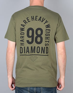 Diamond Supply Co. Access T-Shirt - Military Green
