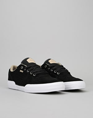 Globe Mojo Legacy Skate Shoes - Black Tan