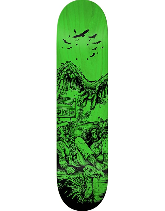 Anti Hero Beres Fresh Meat Skateboard Deck - 8.25""