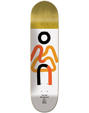 Girl Malto Twisted OG Pro Deck - 8.125