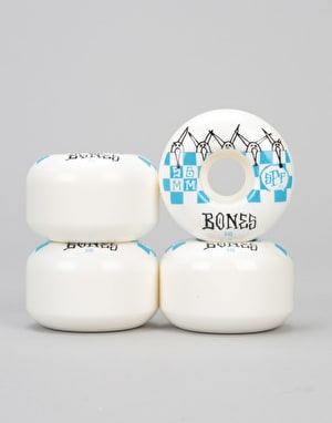 Bones Tiles P2 SPF 84b Team Wheel - 58mm