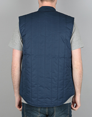 Levi's Skateboarding Vest - Dress Blue