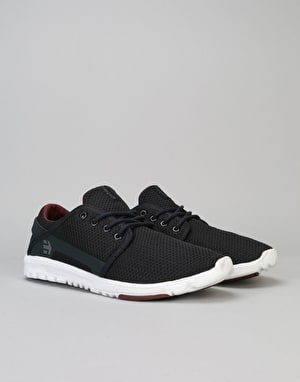 Etnies Scout Shoes - Navy/Red/White