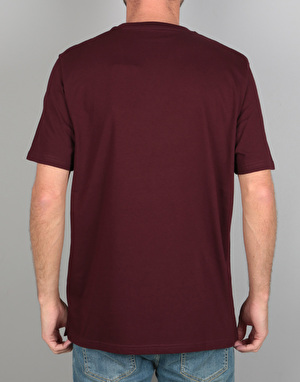 Carhartt S/S Madison Duck T-Shirt - Amarone/Beam