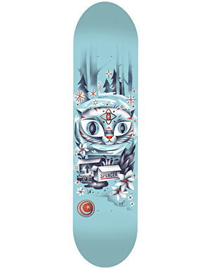 Foundation Spencer Woodwraith Pro Deck - 8.25
