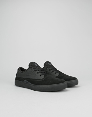 DC Sultan Boys Skate Shoes - Black/Black/Black