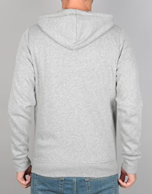 Element Cornell Zip Hoodie - Grey Heather