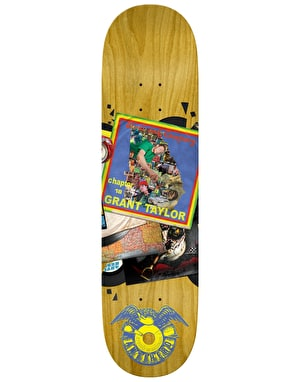 Anti Hero Taylor Studio 18 Records Pro Deck - 8.5