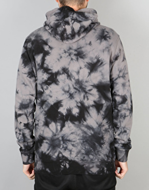 Grizzly Mid-Plains Pullover Hoodie - Midnight Black