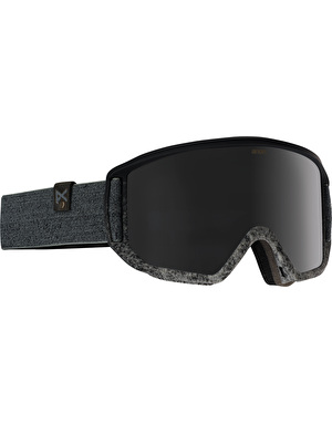 Anon Relapse MFI 2017 Snowboard Goggles - Backlash/Dark Smoke