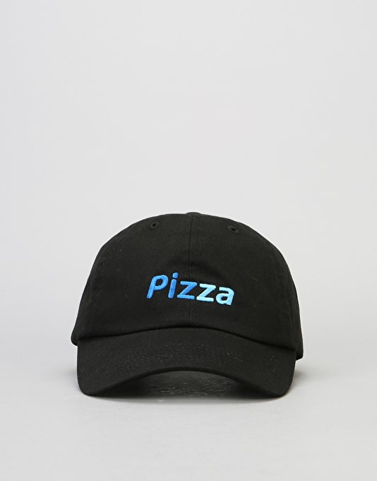 Pizza Pal Delivery Boy Cap - Black