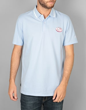 RIPNDIP  Floating Away Polo Shirt - Lavender