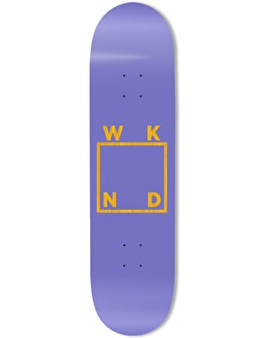 WKND Logo Team Deck - 8.25