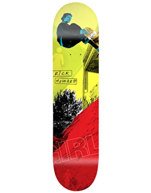 Girl Howard 20/20 Pro Deck - 8.5