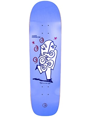 Polar Herrington Pyscho in the Night Pro Deck - P1 Shape 8.75
