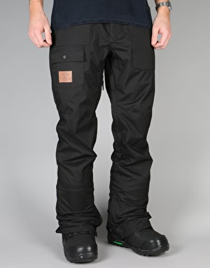 DC Dealer 2017 Snowboard Pants - Black