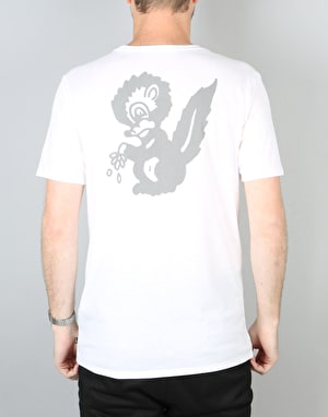 Nike SB Skunk T-Shirt - White/White/Dust