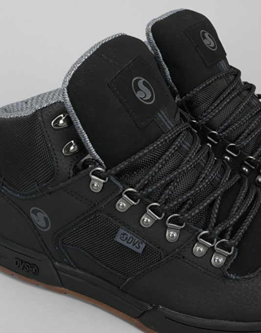 DVS Westridge Skate Shoes - Black/Navy