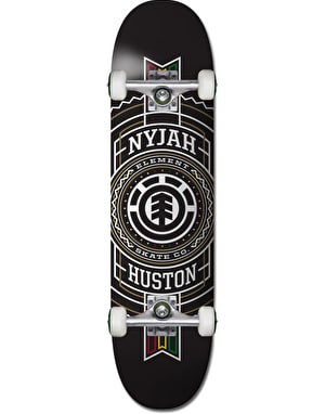 Element Nyjah Rasta Stamp Twig Complete - 7.625