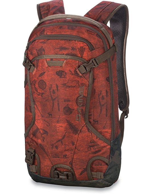 Dakine Heli Pack 12L Backpack - Northwoods
