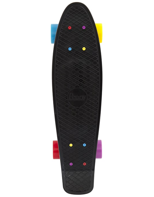 "Penny Skateboards One Off Classic Cruiser - 22"" - Kaleidoscope"