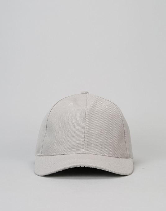 Route One Blank Baseball Cap - Grey